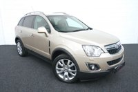 2013 VAUXHALL ANTARA 2.2 SE NAV CDTI 5d AUTO 181 BHP £8995.00