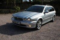 2006 JAGUAR X-TYPE 2.2 SE 5d 152 BHP £1750.00
