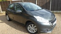 USED 2013 62 PEUGEOT 208 1.4 ACCESS PLUS HDI 5dr A/con, Cruise, £0 Tax!