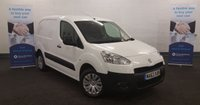 2013 PEUGEOT PARTNER 1.6 HDI PROFESSIONAL 850 90 BHP Air Con, Bluetooth  £4380.00