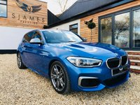 2016 BMW 1 SERIES 3.0 M135I 5d AUTO 322 BHP £20490.00