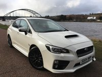 2014 SUBARU WRX 2.5 STI TYPE UK 4d 300 BHP £17990.00