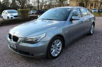 2004 BMW 5 SERIES 2.5 525D SE 4d 175 BHP £3650.00