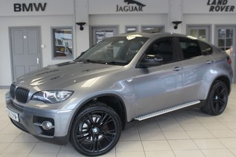 2010 BMW X6 3.0 XDRIVE30D 4d 241 BHP £16640.00