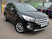 USED 2017 17 FORD KUGA 2.0 ZETEC TDCI 5d AUTO 148 BHP ANY PART EXCHANGE WELCOME, COUNTRY WIDE DELIVERY ARRANGED, HUGE SPEC