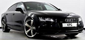 2013 AUDI A7 3.0 TDI Black Edition Sportback S Tronic Quattro 5dr [5 Seats] £21495.00