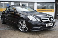 USED 2013 13 MERCEDES-BENZ E CLASS 2.1 E220 CDI BLUEEFFICIENCY SPORT 2d AUTO 170 BHP THE CAR FINANCE SPECIALIST