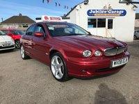 USED 2008 08 JAGUAR X-TYPE 2.2 S 4d 152 BHP Only 56378 Miles, Full History, Half Leather!