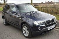 2007 BMW X3 2.0 D SE 5d 148 BHP £4400.00