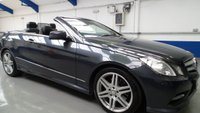 2012 MERCEDES-BENZ E CLASS 2.1 E250 CDI BLUEEFFICIENCY SPORT 2d AUTO 204 BHP £12995.00