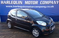 USED 2009 59 CITROEN C1 1.0 VTR 3d 68 BHP IDEAL FIRST CAR THIS 2009 59 CITROEN C1 1.0 VTR 3 DOOR IN METALLIC BLACK POWER STEERING REV COUNTER REMOTE CENTRAL LOCKING ONLY £20 TAX IDEAL FIRST CAR