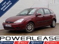 2002 FORD FOCUS 1.6 LX 5d 99 BHP £475.00