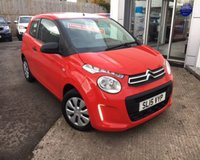 USED 2015 15 CITROEN C1 1.0 TOUCH 3d 68 BHP