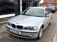 2002 BMW 3 SERIES}