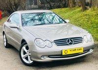 2002 MERCEDES-BENZ CLK 3.2 CLK320 AVANTGARDE 2d AUTO 218 BHP £3500.00