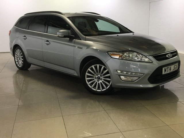 View our 2014 14 FORD MONDEO 2.0 ZETEC BUSINESS EDITION TDCI 5d 138 BHP