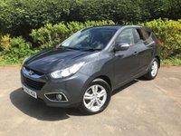 2010 HYUNDAI IX35 2.0 STYLE CRDI 4WD 5d 134 BHP £7500.00