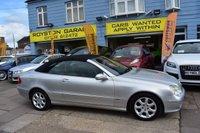 2004 MERCEDES-BENZ CLK 2.6 CLK240 ELEGANCE 2d AUTO 170 BHP £3999.00