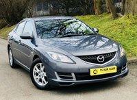2008 MAZDA 6 2.0 TS 5d AUTO 145 BHP £5000.00