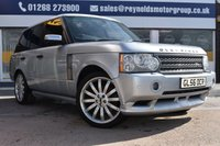 USED 2007 LAND ROVER RANGE ROVER 3.6 TDV8 VOGUE OVER FINCH 5d AUTO 272 BHP GENUINE OVERFINCH