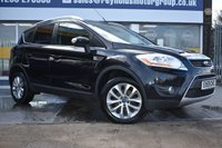 USED 2010 59 FORD KUGA 2.0 ZETEC TDCI 2WD 5d 138 BHP THE CAR FINANCE SPECIALIST