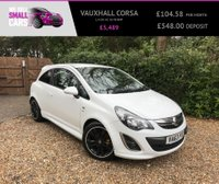 USED 2014 63 VAUXHALL CORSA 1.4 SXI AC 3d 98 BHP 2 OWNERS FSH LOW MILES AIR CON FACTORY BODYKIT PIONEER BLUETOOTH