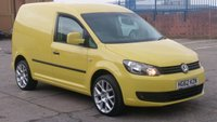 2012 VOLKSWAGEN CADDY 1.6 C20 TDI 75 1d 74 BHP 1 FORMER KEEPER F/S/H 2 KEYS  VERY LOW MILES ONLY 45K  FREE 12 MONTHS WARRANTY COVER // NO VAT TO ADD //// £5790.00