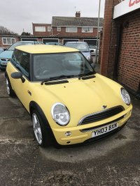 2003 MINI HATCH ONE 1.6 ONE 3d 89 BHP £1695.00