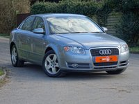 USED 2005 55 AUDI A4 2.0 TDI SE 4d 140 BHP FSH DRIVES SUPERB HPI CLEAR