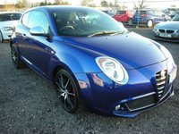 USED 2013 13 ALFA ROMEO MITO 0.9 TWINAIR SPORTIVA 3d 85 BHP 1 Previous owner  - Free road tax - 60+ mpg
