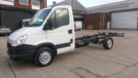 2013 IVECO DAILY 2.3 35S11 1d 106 BHP 1 OWNER // IN HOUSE /S/H  X AZDA  FREE 12 MONTHS WARRANTY COVER /// £4490.00