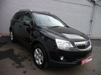 USED 2013 13 VAUXHALL ANTARA 2.2 EXCLUSIVE CDTI 4WD