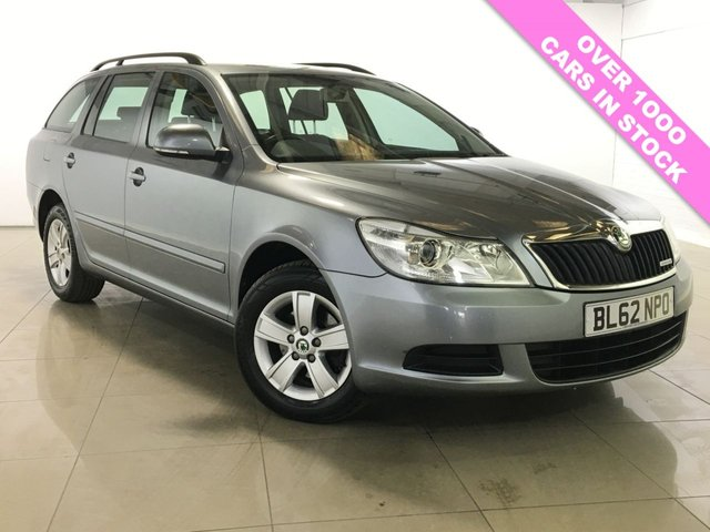View our 2013 62 SKODA OCTAVIA 1.6 GREENLINE TDI CR 5d 104 BHP