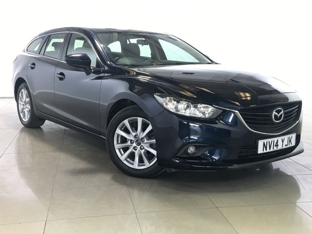View our 2014 14 MAZDA 6 2.2 D SE NAV 5d 148 BHP