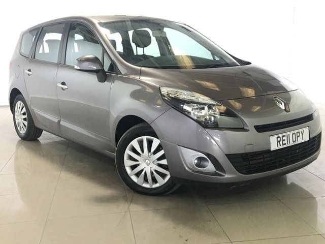 View our 2011 11 RENAULT SCENIC 1.5 EXPRESSION DCI EDC 5d AUTO 110 BHP