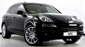 2012 PORSCHE CAYENNE 3.0 TDI V6 Tiptronic S AWD 5dr £29995.00