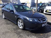USED 2011 11 SAAB 9-3 1.9 TURBO EDITION TTID 4d 160 BHP PRICE INCLUDES A 6 MONTH AA WARRANTY DEALER CARE EXTENDED GUARANTEE, 1 YEARS MOT AND A OIL & FILTERS SERVICE. 6 MONTHS FREE BREAKDOWN COVER.