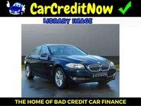 USED 2010 60 BMW 5 SERIES 2.0 520D SE 4d AUTO 181 BHP