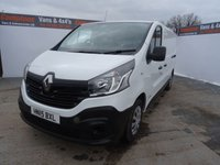 2015 RENAULT TRAFIC 1.6 LL29 BUSINESS DCI S/R P/V 1d 115 BHP £10495.00