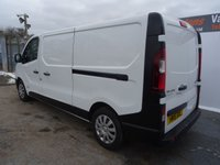 USED 2015 15 RENAULT TRAFIC 1.6 LL29 BUSINESS DCI S/R P/V 1d 115 BHP great value for money and in fantastic condition