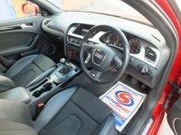 USED 2010 10 AUDI A4 2.0 TDI S LINE 4d 141 BHP
