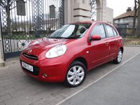 USED 2011 61 NISSAN MICRA 1.2 ACENTA 5d 79 BHP ****FINANCE ARRANGED***PART EXCHANGE***CLIMATE CONTROL***