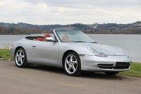 USED 1999 PORSCHE 911 3.4 CARRERA CABRIOLET 300 BHP PORSCHE 911 CABRIOLET