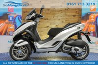 2015 PIAGGIO MP3 MP3 300 YOURBAN LT - 1 owner £4194.00