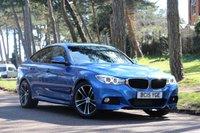 2015 BMW 3 SERIES 2.0 320D M SPORT GRAN TURISMO 5d AUTO £18990.00