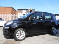 USED 2015 15 FIAT PANDA 1.2 POP 5d 69 BHP 1 OWNER FROM NEW F.S.H £30 ROAD TAX