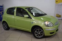 USED 2004 04 TOYOTA YARIS 1.0 1d