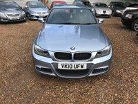 2010 BMW 3 SERIES 2.0 320D M SPORT BUSINESS EDITION 4d 181 BHP £9750.00