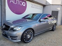 2013 MERCEDES-BENZ C CLASS 2.1 C250 CDI BLUEEFFICIENCY AMG SPORT 4d AUTO 202 BHP £14495.00
