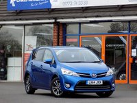 USED 2014 14 TOYOTA VERSO 2.0 ICON D-4D 5dr * 7 Seater * * Great Value 7 Seats MPV *
